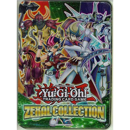 ¥ ¥ 1 pcs Yu-Gi-Oh English version 2013 there'll collection Zexal Collection Tin Tin (japan import)