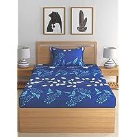 P PRIDHI Cotton 120 TC Bedsheet (Standard_Multicolour)