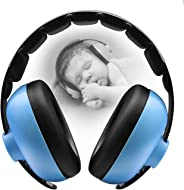 Baby Ear Defenders Baby Hearing Protection Earmuffs, Noise Reduction Headphone for Baby and Child, Baby Earmuffs(Ages 3-24+