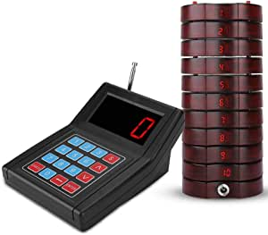 Ashata Wireless Calling Queueing System Professionell Elektronik