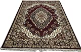Al Madad Persian Design Carpet for Living Room and Bedroom Size (6 x 8)feet