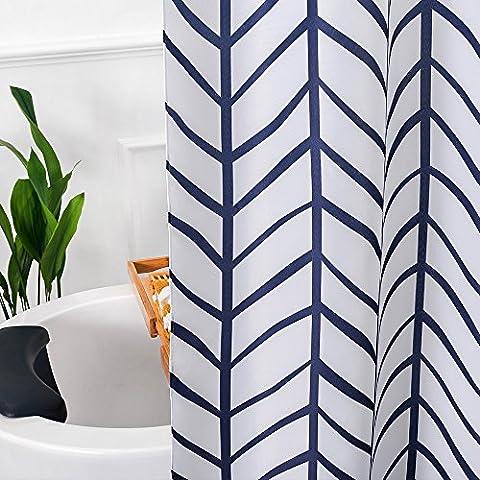Shower Curtain Bathroom Personality Creative Waterproof Thickened Printed 180cm * 200cm