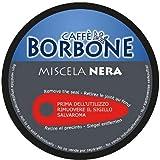 180 Capsule Caffè Borbone Miscela NERA Compatibili Nescafè Dolce Gusto