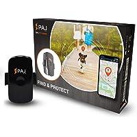 PAJ GPS Pet Finder Tracker Mini per cani/gatti. Impermeabile, 2 g. ca. durata della batt. (3 g. in mod. standby) gps…