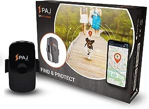 Paj Gps Pet Finder Gps Tracker Für Hunde Wasserdicht Etwa 2 Tage Akkulaufzeit Bis Zu 3 Tage Im Standby Modus Live Ortung Haustier