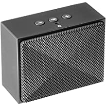 AmazonBasics Mini Portable Bluetooth Speaker - Grey