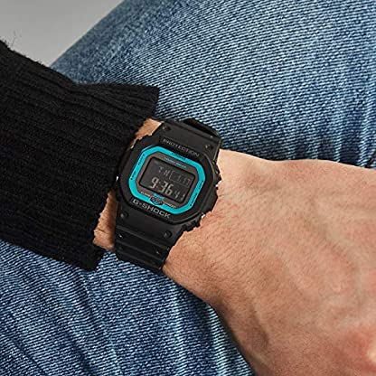 CASIO-Herren-Digital-Quarz-Uhr-mit-Resin-Armband-GW-B5600-2ER