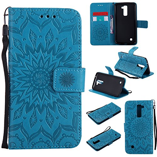 for-lg-k10-case-bluecozy-hut-wallet-case-magnetic-flip-book-style-cover-case-high-quality-classic-ne