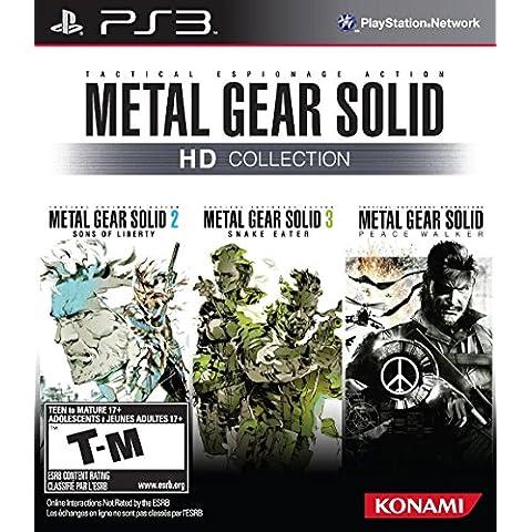 Metal Gear Solid - HD Collection [Importación USA]