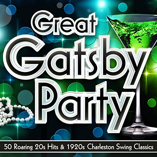 Great Gatsby Party – 50 Roarin...