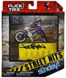 Flick Trix 6014455 - Flick Trix Street Hits - BMX - (sortiert)