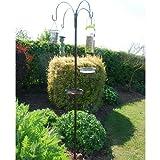 Elito Home & Garden Luxus Wild Vogel Futterstation Futterhaus Tisch Seed Tablett Neu