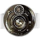 Anello per fotocamera con obiettivo fotografico, stile vintage