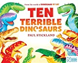 #5: Ten Terrible Dinosaurs