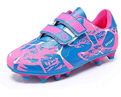 Football Boots Boys Trainers Kids Soccer Athletics Training Shoes Girls Sport Shoes Running Shoes Teenager Outdoor Football S