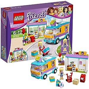 LEGO Friends 41310 - Set Costruzioni La Consegna dei Doni di Heartlake