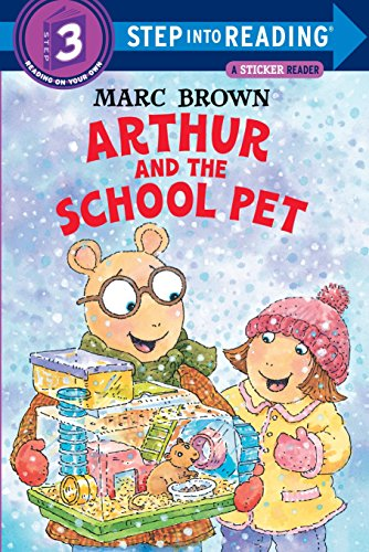 Arthur and the School Pet (Step into Reading, Step 3) por Marc Brown