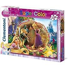 Clementoni - Puzzle Enredados (Rapunzel) de 250 piezas (29676)