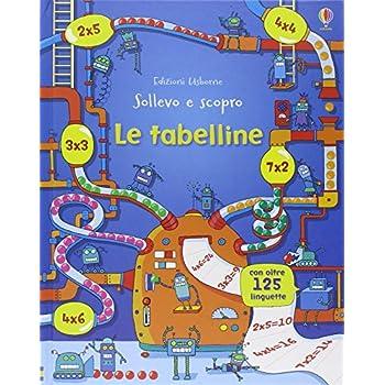 Le Tabelline. Sollevo E Scopro