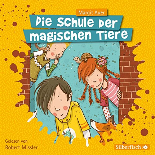 Preisvergleich Produktbild Die Schule der magischen Tiere: 2 CDs