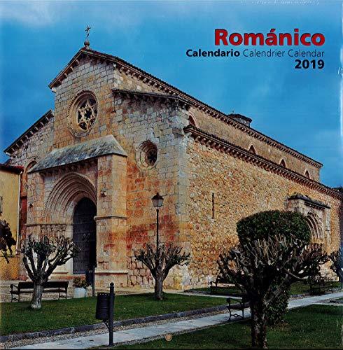 Caledario Románico 2019 pared por Ediciones Mensajero