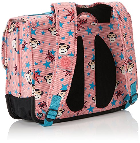 Magasin en ligne Kipling Preppy Sac à Dos Enfants, 41 cm, 15 liters, Multicolore (ToddlerGirlHero)