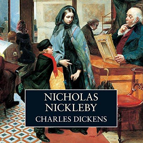 Nicholas Nickleby  Audiolibri