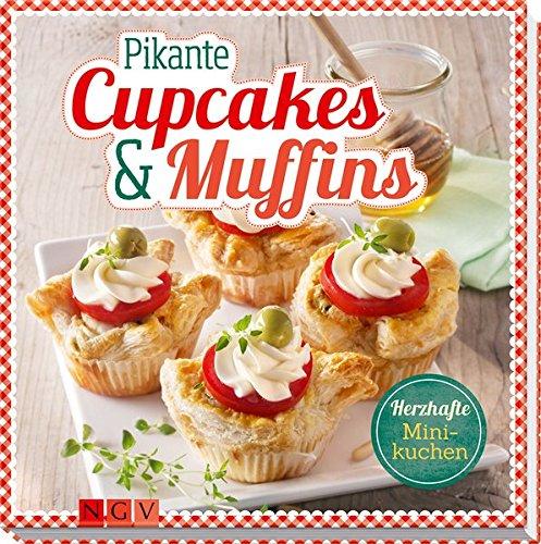 Cupcakes Rezept Halloween - Pikante Cupcakes & Muffins: Herzhafte