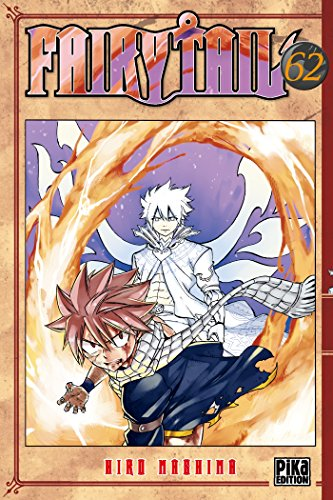 Fairy Tail (Tome 62) : Fairy Tail 62.