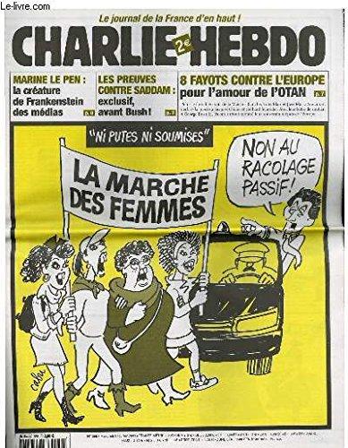 CHARLIE HEBDO N555 -