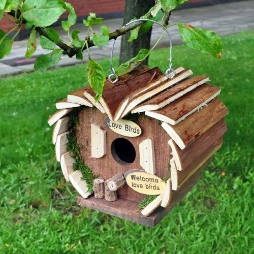 Wooden bird feeders for How to make a wooden bird feeder