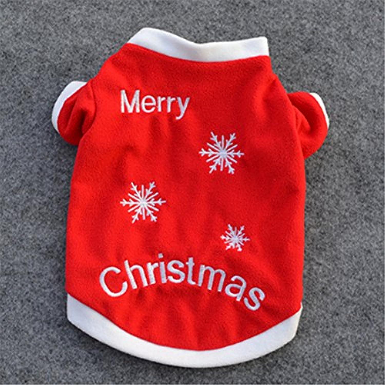 505dc87b61efa ... Noël pour Chien Manteau Habit Chiot Vêtements pour Les Petites et  Moyennes... Prix  EUR 0