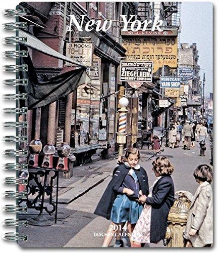14 New York (Taschen Spiral Diaries) por Collectif