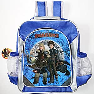 how to train your dragon book bag