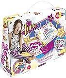 Lansay 23551–Blopens–Borsa Leggio 2in 1Soy Luna