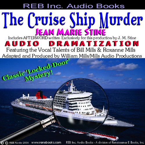 The Cruise Ship Murder  Audiolibri
