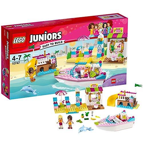 LEGO Juniors - Vacaciones en la Playa 10747