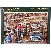Falcon de Luxe - Workshop Dream Jigsaw Puzzle (1000 Pieces)