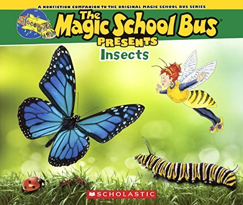 Insects (Turtleback School & Library Binding Edition) (Magic School Bus Presents) by Joanna Cole (2015-01-06) (Bus Presents School Magic)