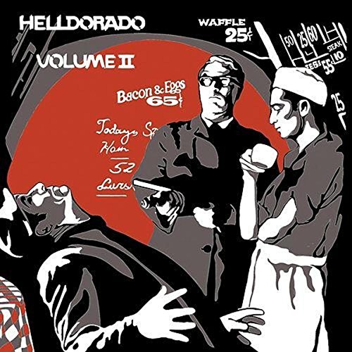 Helldorado: Vol.2 Ep (Audio CD)