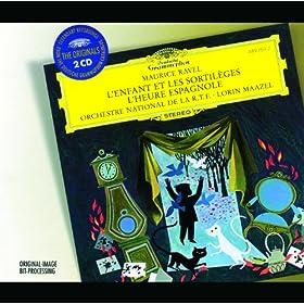 """Ravel: L'heure espagnole, Com�die en un acte, M.52 - """"Pardieu, d�m�nageur, vous venez � propos!"""" (Sc�neXXI)"""