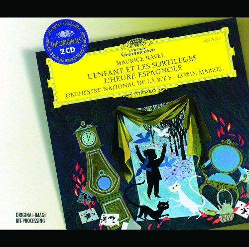 Ravel: L'Enfant et les sortilèges, M.71 / Deuxième partie - Où es-tu? Je te cherche ...