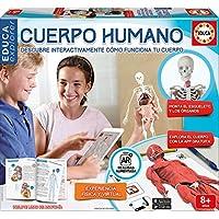 Educa Borras - Conoce tu cuerpo, juego educativo con app (16560)