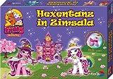Noris 606011100 - Filly Witchy Spiel, Hexentanz in Zimsala, Kinderspiel