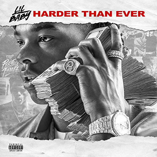 Harder Than Ever [Explicit]