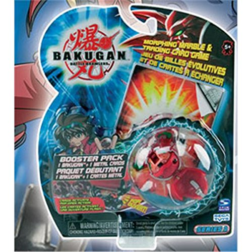 Bakugan Booster (farblich sortiert) [German Version]