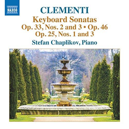 Clementi: Keyboard Sonatas, Opp. 25, 33 & 46