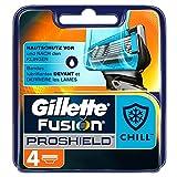Gillette ProShield Chill Rasierklingen, 4 Stück
