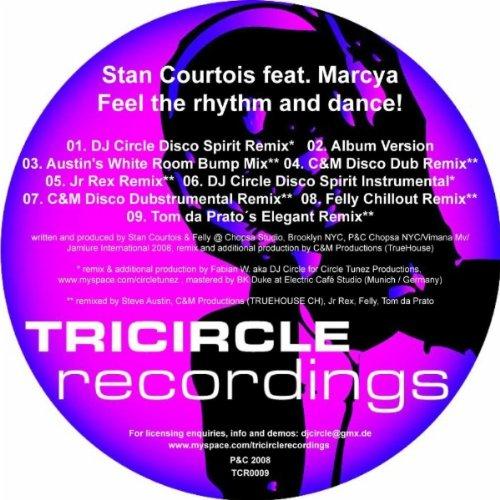 Feel The Rhythm And Dance (Tom da Prato's Elegant Remix) (Elegant Toms)