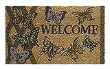 Bruce Starke Garden Schmetterlinge Fußmatte 45cm x 75cm